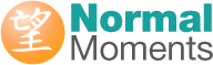 normal moments logo