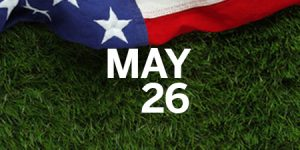 Memorial Weekend Military Tribute