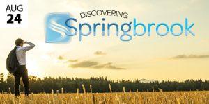 Discovering Springbrook